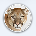 OSX 10.8 Mountain Lion